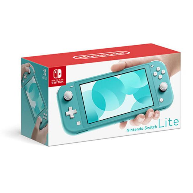 Nintendo Switch(ニンテンドースイッチ)の【mari様専用】新品未使用 Nintendo Switch Lite  エンタメ/ホビーのゲームソフト/ゲーム機本体(携帯用ゲーム機本体)の商品写真