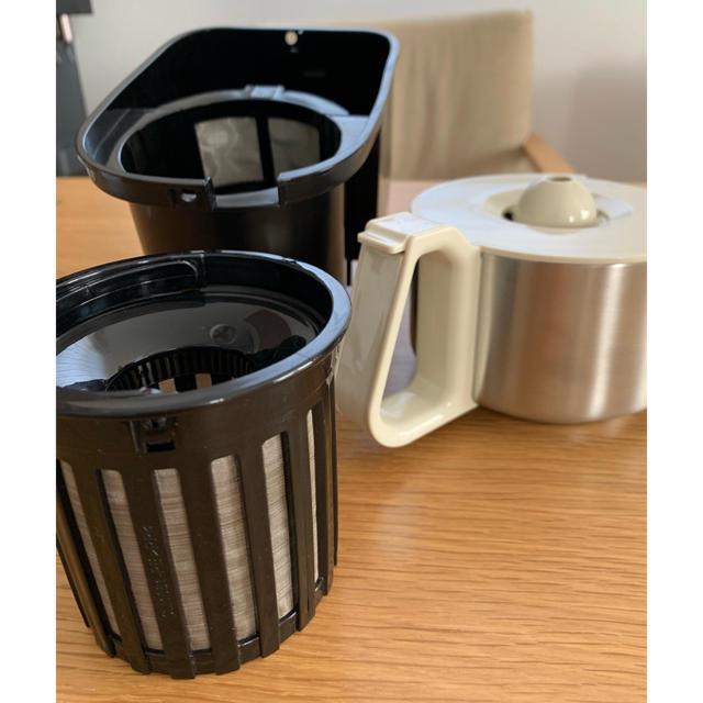 ビタントニオ 全自動コーヒーメーカー スマホ/家電/カメラの調理家電(コーヒーメーカー)の商品写真