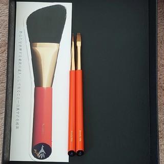 白鳳堂 - 白鳳堂 ライナー、リップ 化粧筆