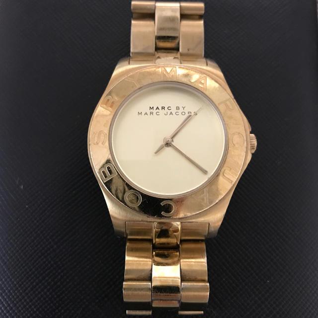 ロレックス 時計 コピー 制作精巧   MARC JACOBS - MARCJACOBS 腕時計の通販