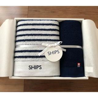 シップス(SHIPS)のFUKUSUKE様専用*SHIPS タオルセット(タオル/バス用品)