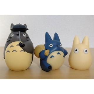 ジブリ - 【新品】大トトロ(傘持ち)    中トトロ(走る)   小トトロ 指人形