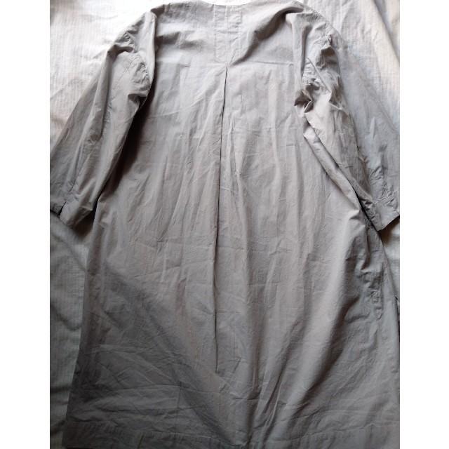 3/4~暫く休みarts&science スプリングコート レディースのジャケット/アウター(ノーカラージャケット)の商品写真