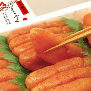 送料込み 博多ふくいちの辛子明太子1kg