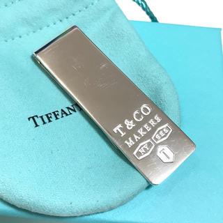 ティファニー(Tiffany & Co.)のティファニー メンズ マネークリップ(マネークリップ)