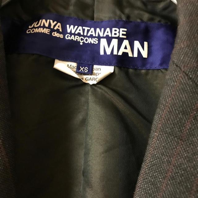 JUNYA WATANABE(ジュンヤワタナベ)のjunya watanabe man  ジャケット メンズのジャケット/アウター(テーラードジャケット)の商品写真