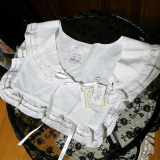 PINK HOUSE - ピンクハウス 襟(白)税込¥15400
