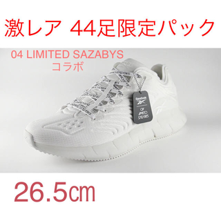 Reebok - 【44足限定】Reebok  フォーリミ コラボ 26.5cm