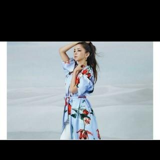H&M - H&M 安室奈美恵 フローラルガウン