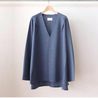 SUNSEA - URU (ウル) V-neck pullover