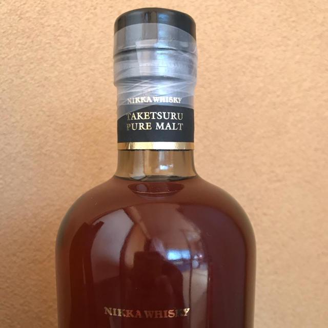 ニッカウヰスキー(ニッカウイスキー)の竹鶴25年 ニッカウイスキー 送料無料 食品/飲料/酒の酒(ウイスキー)の商品写真