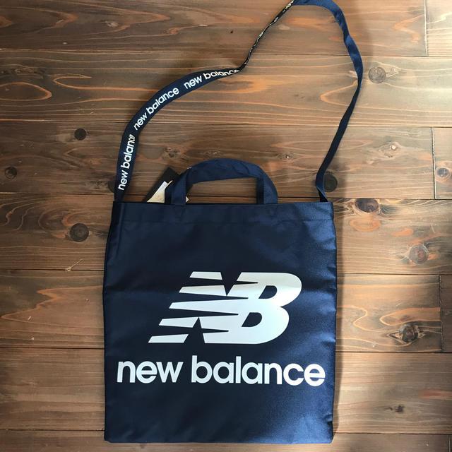 New Balance(ニューバランス)のニューバランス バッグ ショルダー レディースのバッグ(トートバッグ)の商品写真
