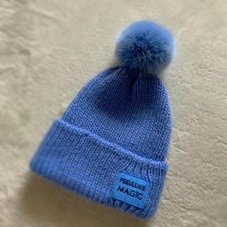エイチアンドエム(H&M)のkidsニット帽 (H&M)(ニット帽/ビーニー)