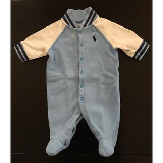 Ralph Lauren - 新生児 50cm 60cm カバーオール ラルフローレン
