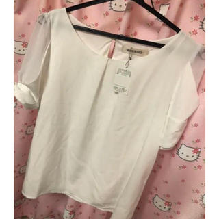 ミッシュマッシュ(MISCH MASCH)の新品たぐ ミッシュマッシュ トップス(Tシャツ(半袖/袖なし))