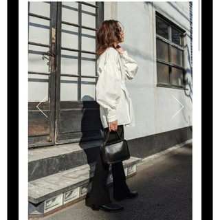 moussy - 新品未使用タグ付き☆マウジー タックスリーブロングシャツ