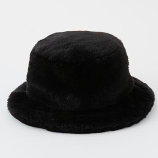 スライ(SLY)のSLY スライ FLUFFY HAT ハット 帽子 キャップ(ハット)