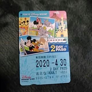 ディズニー(Disney)のディズニー リゾートライン(鉄道乗車券)