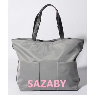 サザビー(SAZABY)のサザビー トートバッグ 新品(トートバッグ)