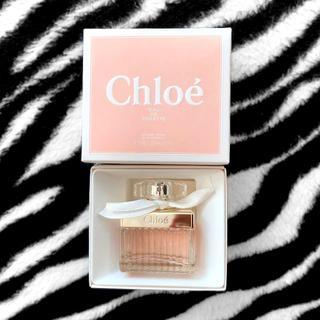 クロエ(Chloe)のクロエオーデトワレ50mL(香水(女性用))