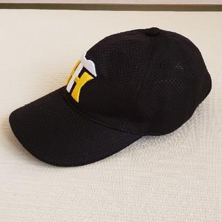 ハンシンタイガース(阪神タイガース)の阪神タイガース キッズキャップ 52~56cm(帽子)