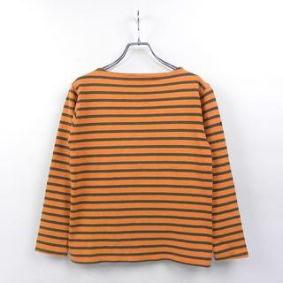 セントジェームス(SAINT JAMES)の セントジェームス SAINTJAMES  ボートネック ボーダーバスクシャツ(Tシャツ(長袖/七分))