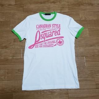 DSQUARED2 - ディースクエアード DSQUARED2 Tシャツ サイズM