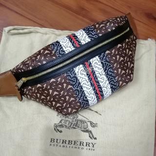 BURBERRY - 美品!BURBERRY バーバリー ウエストポーチ