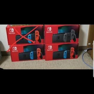 Nintendo Switch - Nintendo Switch ネオンカラー 2台