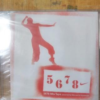 ナイキ(NIKE)の5678MixTape NikeandDJ Spinderella(その他)