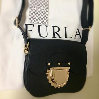 Furla - フルラ 新品 ドゥカレ ミニショルダー ブラック