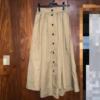 w closet - w closet トレンチ風 スカート