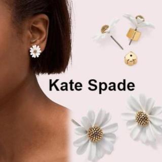 kate spade new york - 【新品¨̮♡︎】ケイトスペード デイジー スタッズピアス