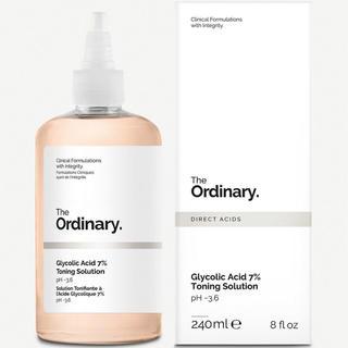 The Ordinary グリコール酸7%トーニングソリューション 240ml