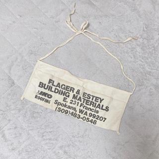 サンタモニカ(Santa Monica)の【Vintage】エプロンバッグ(ショルダーバッグ)