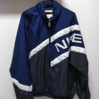 NIKE - ナイキナイロンジャケット