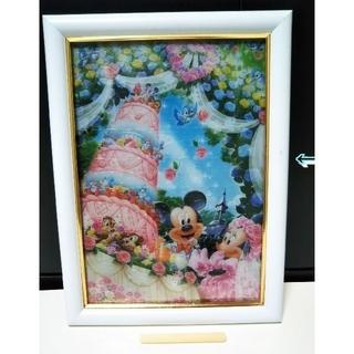 Disney - ディズニー  ステンドグラスパズル