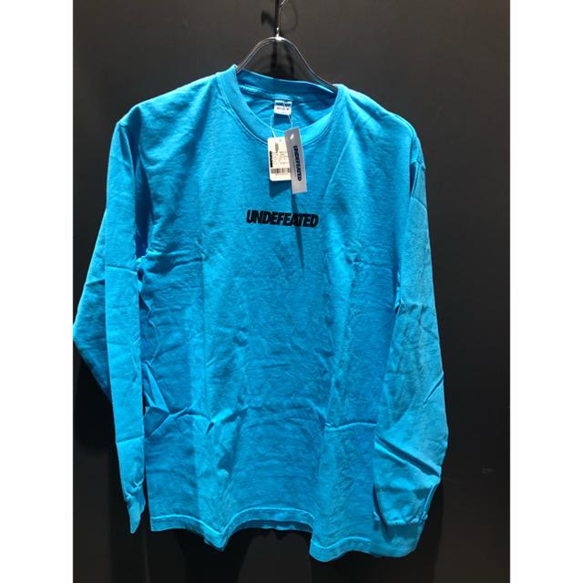 UNDEFEATED(アンディフィーテッド)のundefeated ロゴロンT メンズのトップス(Tシャツ/カットソー(七分/長袖))の商品写真