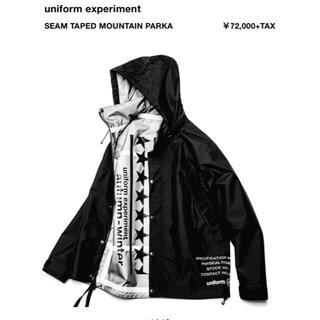 uniform experiment - uniform experiment マウンテンパーカー L