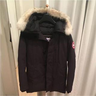 カナダグース(CANADA GOOSE)のXS ブラック 美品  日本人モデル カナダグース シャトー(ダウンジャケット)