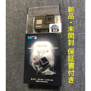 GoPro - GoPro HERO8 Black CHDHX-801-FW [4K対応/防水]