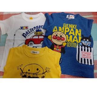 ムージョンジョン(mou jon jon)の新品キムラタンムージョンジョンアンパンマンTシャツセット9095(Tシャツ/カットソー)