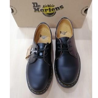 ドクターマーチン(Dr.Martens)のUK9 Dr.Martens ドクターマーチン 1461 3ホール 新品未使用 (ブーツ)