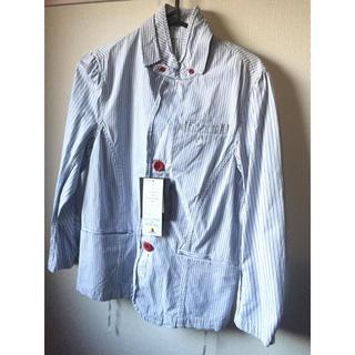 アンダーカバー(UNDERCOVER)の【新品・タグ付き】UNDER COVER シャツジャケット(テーラードジャケット)