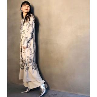 Ameri VINTAGE - アメリヴィンテージ 花柄ワンピース