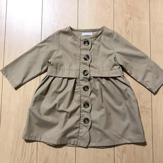NARUMIYA INTERNATIONAL - こども用スプリングコート size90