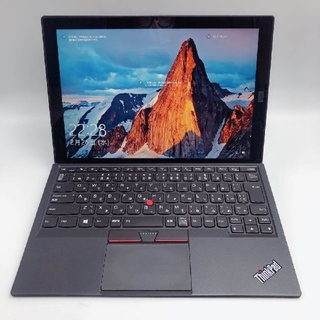 Lenovo - 高性能/ThinkPad X1 Tablet/Office/No486
