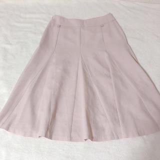 ロペ(ROPE)のROPE マーメイドフレアスカート 春カラー(ひざ丈スカート)
