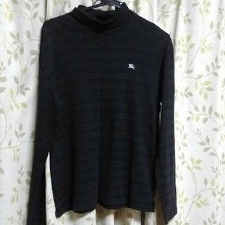BURBERRY BLACK LABEL - バーバリーブラックレーベル タートルネックシャツ