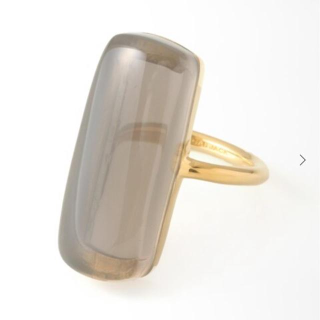 IENA(イエナ)のIENA ルーカスジャック スクエアリング レディースのアクセサリー(リング(指輪))の商品写真
